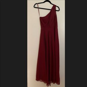 Weddington Way Dresses - Weddington Way Savannah one shoulder Dress sz 2